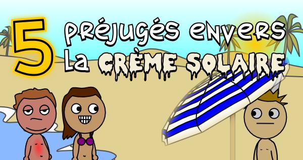 b64c7e360ef 5 préjugés envers la crème solaire - Le Pharmachien