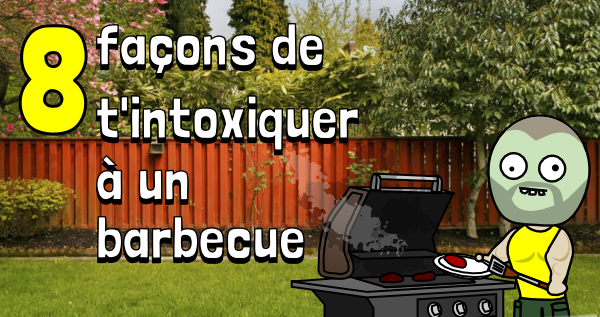 Idee Repas Barbecue.8 Facons De T Intoxiquer A Un Barbecue Le Pharmachien