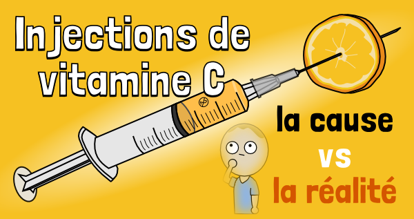 injections vitamine C perfusion pétition